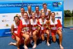U23 Gold Medal - Canada - Morgan Rosts